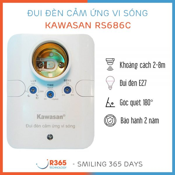 dui den cam ung vi song rs686c